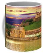 The Lock On The Hill Coffee Mug
