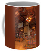 The Lodge At Starved Rock State Park Illinois Coffee Mug