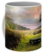 The Log Bench Coffee Mug