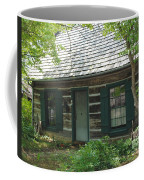 The Log Cabin Coffee Mug