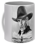 The Lone Rider Coffee Mug by Andrew Read