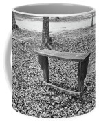 The Lonely Bench Coffee Mug