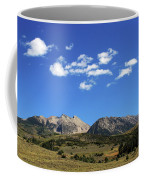 The Lonely Mountains Coffee Mug