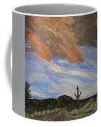 The Lonely Road Coffee Mug