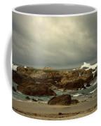 The Lonely Sea And Sky Coffee Mug