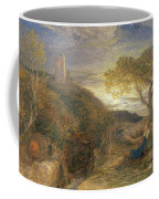 The Lonely Tower Coffee Mug by Samuel Palmer