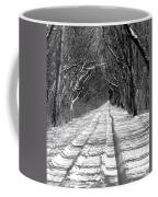 The Long Winter Walk Coffee Mug
