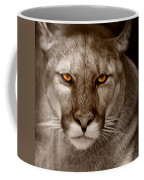 The Look - Florida Panther Coffee Mug