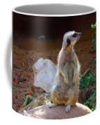 The Lookout - Meerkat Coffee Mug