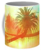 The Loop Palm Textured Coffee Mug