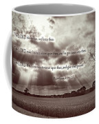 The Lords Blessing Coffee Mug