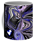 The Lost Statue Abstract Coffee Mug