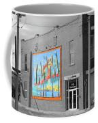 The Lost Tampa Postcard Coffee Mug