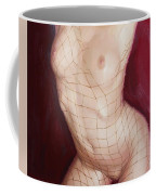 The Love In Net Coffee Mug