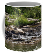 The Lower Yough River Coffee Mug