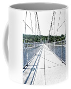 The Lumberville Raven Rock Bridge Coffee Mug