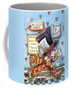The Mad Hatter - In Court Coffee Mug