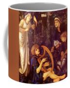 The Madness Of Sir Tristram Coffee Mug