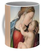 The Madonna And Child Coffee Mug