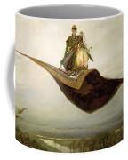 The Magic Carpet Coffee Mug by Apollinari Mikhailovich Vasnetsov