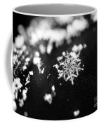 The Magic In A Snowflake Coffee Mug