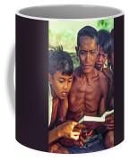 The Magic Of Books Coffee Mug