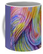 Come Into My Color Coffee Mug by Rosanne Licciardi