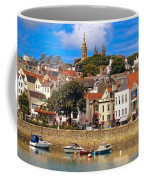 The Magic Of St. Peter Port In Guernsey Coffee Mug