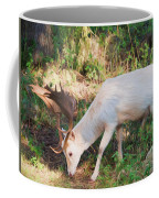 The Magical Deer Coffee Mug