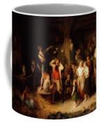 The Magician In The Barn Coffee Mug