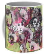 the Magicians Assistant Coffee Mug