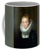The Maid Of Honor To The Infanta Isabella Peter Paul Rubens Coffee Mug
