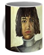 The Maid Of Orleans Coffee Mug