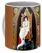 The Majestic Joan Collins D B E Coffee Mug