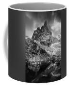 The Majesty Of Mountains Coffee Mug