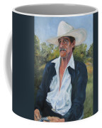 The Man From The Valley Coffee Mug