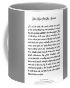 The Man In The Arena By Theodore Roosevelt Coffee Mug