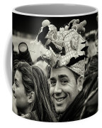 The Man In The Dragon Hat Coffee Mug