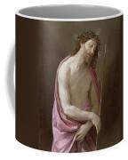 The Man Of Sorrows Coffee Mug by Guido Reni