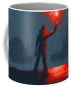 The Man With The Flare Coffee Mug