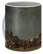 The Maple Sugar Camp Turning Off Coffee Mug