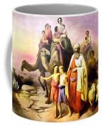 The March Of Abraham Coffee Mug