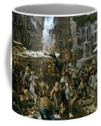 The Market Of Verona Coffee Mug
