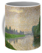 The Marne At Dawn Coffee Mug