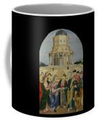 The Marriage Of The Virgin Coffee Mug