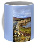 On Both Sides Of The Bridge Coffee Mug