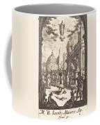 The Martyrdom Of Saint James Major Coffee Mug