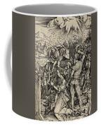 The Martyrdom Of St. Catherine Of Alexandria Coffee Mug