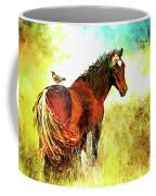 The Marvelous Mare Coffee Mug