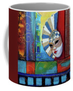 The Mascherade Coffee Mug